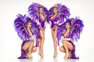 violet maraquja show